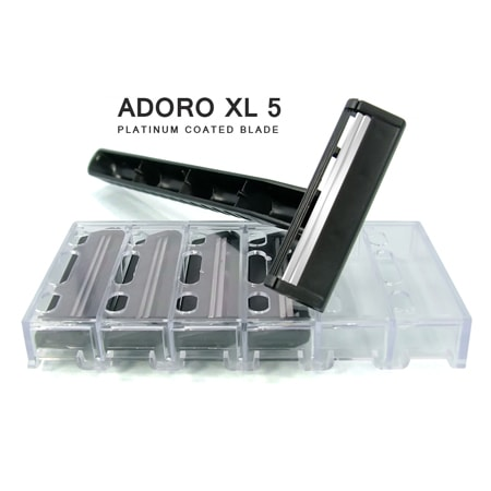 [:bd]ADORO XL-5 SYSTEM RAZOR (HANDLE + CARTRIDGE)[:]