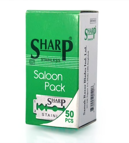 [:bd]Sharp double Edge Blade Salon Pack[:]