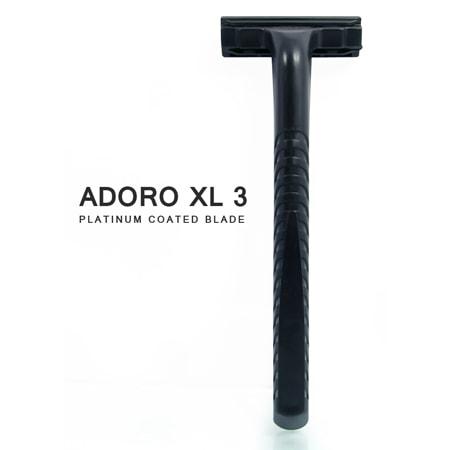 [:bd]ADORO XL-3 SYSTEM RAZOR (HANDLE + CARTRIDGE)[:]