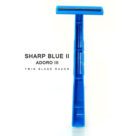 [:bd]SHARP BLUE II ADORO III[:]