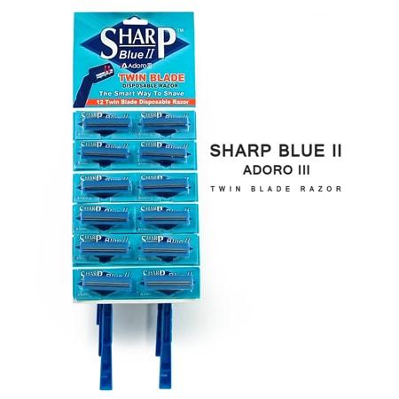 [:bd]SHARP BLUE II ADORO III[:]