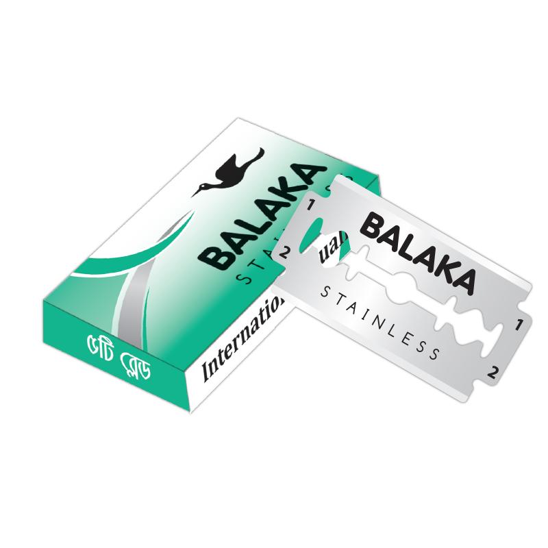 Balaka Stainless Steel Double Edge Blade